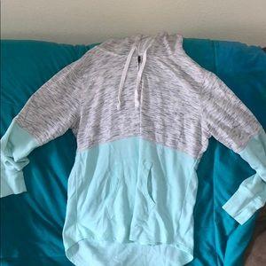 L boyfriend hoodie